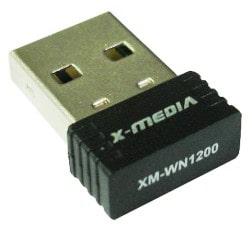 設備型號:X-MEDIA XM-WN1200