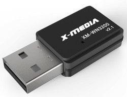 設備型號:X-MEDIA XM-WN3200